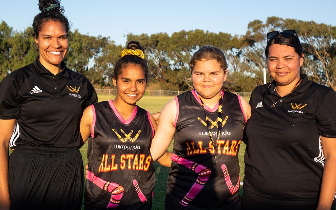 Deadly Sista Girlz Launches in Geraldton